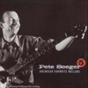 Pete Seeger: American Favourite Ballads Vol 5 (Folkways/Elite)