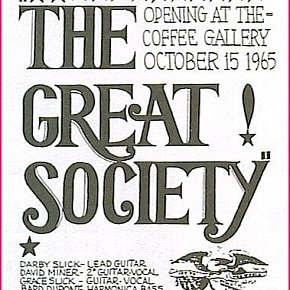 The Great! Society: Somebody to Love (1966)