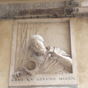 Venice, Italy: The face of a footnote