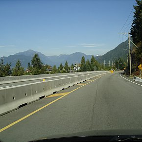 Canada: Driving and Blogging from BC (A compendium of on-the-road blogs)