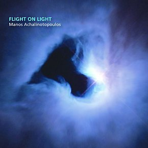 Manos Achalinotopoulos: Flight on Light (Rattle)