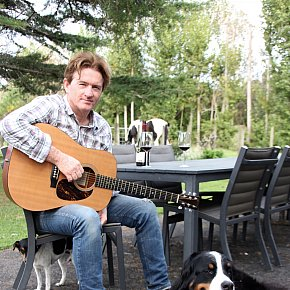 THE FAMOUS ELSEWHERE SONGWRITER QUESTIONNAIRE: Guy Wishart