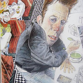 INNOCENT WHEN YOU DREAM; TOM WAITS THE COLLECTED INTERVIEWS (2006) edited by Mac Montandon