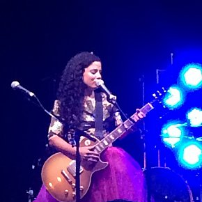 EMEL MATHLOUTHI INTERVIEWED (2014): You say you want a revolution
