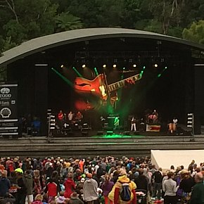 WOMAD TARANAKI CONSIDERED (2014): Three days of love, peace and percussion