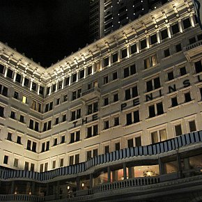 THE PENINSULA, HONG KONG: A building through space and time