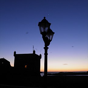 Essaouira, Morocco: Light at the end of the day