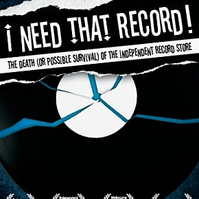 I NEED THAT RECORD! a doco by BRENDAN TOLLER (Gryphon/Southbound DVD)