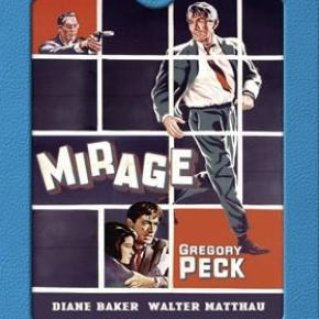 MIRAGE by  EDWARD DMYTRYK (Madman DVD)