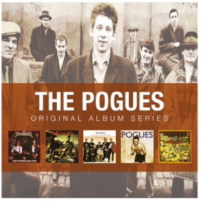 THE BARGAIN BUY: The Pogues; Original Album Series