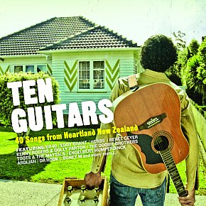 Various Artists: Ten Guitars, the New Zealand Heartland Soundtrack (Universal)