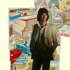 Al Stewart: Clarence Frogman Henry, Audrey Hepburn and The Year of the Cat (1980)