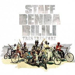 BEST OF ELSEWHERE 2009 Staff Benda Bilili: Tres Tres Fort (Crammed/Southbound)