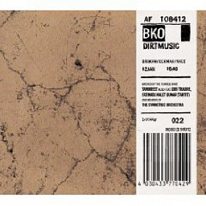 Dirt Music: BKO (Glitterhouse/Yellow Eye)