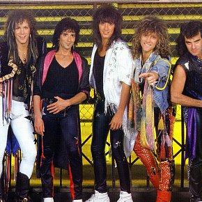 Bon Jovi: Having a bar of it