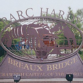 Breaux Bridge, Louisiana: In Cajun country