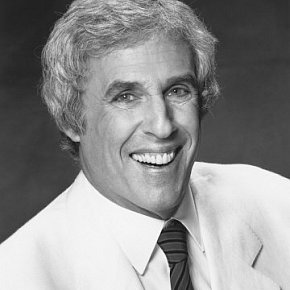 BURT BACHARACH IN 1995: The slow rehabilitation