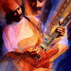 CARLOS SANTANA INTERVIEWED (2003). The Shaman of Optimism