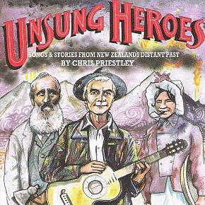 Chris Priestley: Unsung Heroes (Ode)