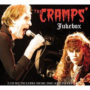 Various artists: The Cramps' Jukebox (Chrome Dreams/Triton)