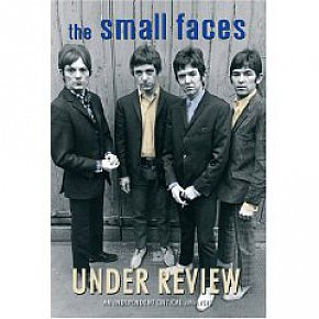 THE SMALL FACES; UNDER REVIEW (DVD, Chrome Dreams/Triton)
