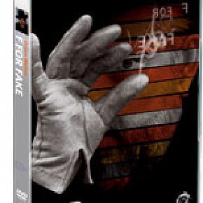 F FOR FAKE, a film by ORSON WELLES (Madman DVD): Rooms full of mirrors and smoke