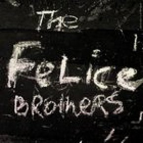 BEST OF ELSEWHERE 2008: The Felice Brothers: The Felice Brothers (Shock)