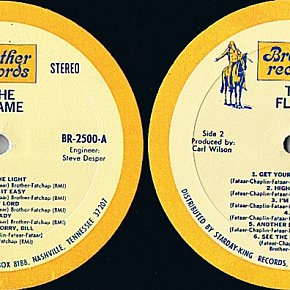 The Flame: See the Light (1970)