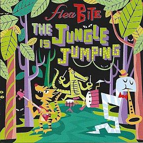 FleaBITE: The Jungle is Jumping (Border)