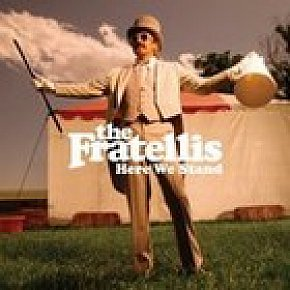 The Fratellis: Here We Stand (Island)
