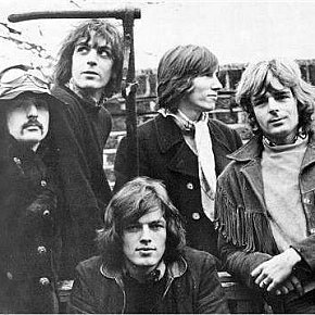 PINK FLOYD, PART ONE 1967-72: Before the dark side