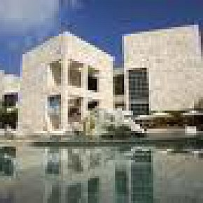 RICHARD MEIER'S GETTY CENTRE IN LOS ANGELES (1999): Architecture, art and anger