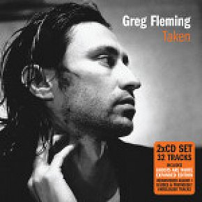 Greg Fleming: Taken (LucaDiscs/Rhythmethod)