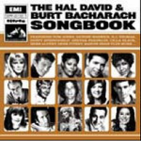 Various Artists: The Hal David and Burt Bacharach Songbook (EMI)