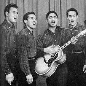 Howard Morrison Quartet: Rioting in Wellington/Mori the Hori (1962)