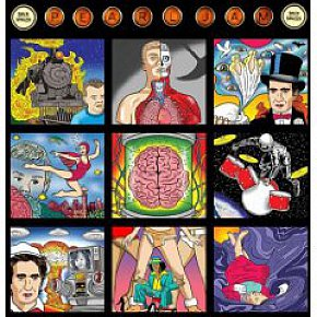 Pearl Jam: Back Spacer (Universal)