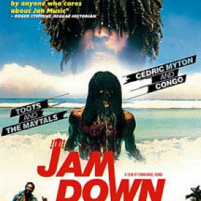 JAMDOWN, a film by EMMANUEL BONN (MVD DVD)