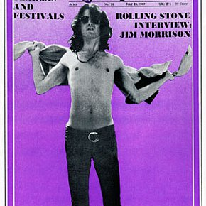 THE DOORS, ON AND OFF THE RECORD: Still opening and closing