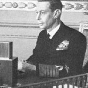 Cronkite, Chamberlain and King George VI: The king's speech
