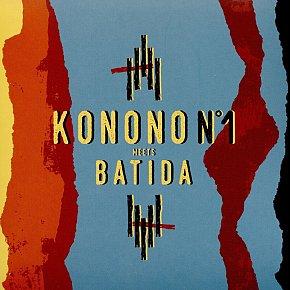 Konono No.1 and Batida; Konono No.1 Meets Batida (Crammed Discs/Southbound)