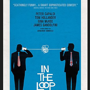 IN THE LOOP a film by ARMANDO IANUCCI (Madman DVD)