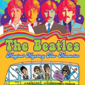 MAGICAL MYSTERY TOUR MEMORIES, a doco by DAVID LAMBERT (DV1/Southbound DVD)
