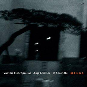Tsabropoulos, Lechner, Gandhi: Melos (ECM/Ode)