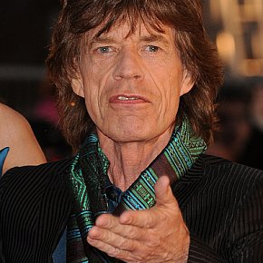 Mick Jagger and me: Passing ships