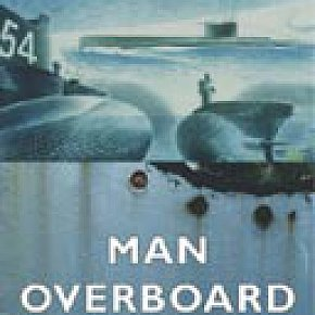 MAN OVERBOARD by TIM BINDING: Underwater . . . and undercover?