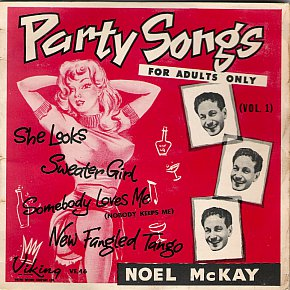 Noel McKay: Sweater Girl (1963?)