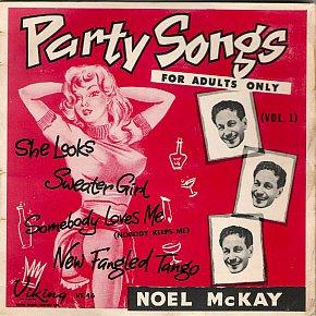 Noel McKay: Sweater Girl (1963?)