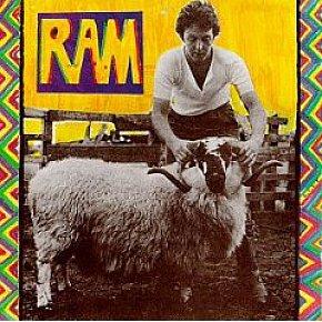 Paul and Linda McCartney, Ram (1971)