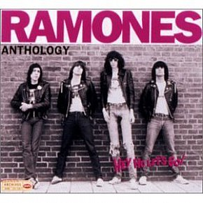 The Ramones: Hey! Ho! Let's Go: Ramones Anthology (1999)