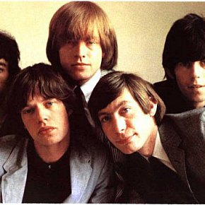 THE ROLLING STONES; THE SIXTIES: Through the past darkly (again)